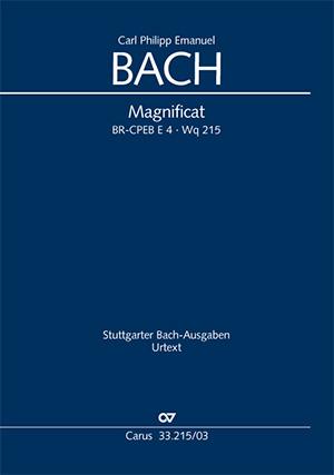 C.P.E. Bach, Magnificat