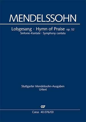 Mendelssohn, Lobgesang