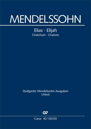 Jetzt in der Chor-App: Mendelssohns Elias-Oratorium - Noten & mehr zum Chorstimmen-Üben!