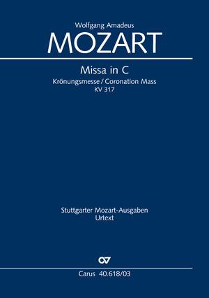 Mozart, Krönungsmesse