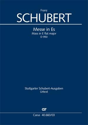Schubert, Messe in Es
