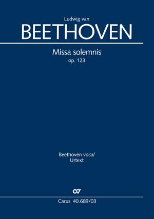 Beethoven, Missa solemnis