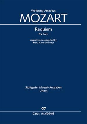 Mozart, Requiem