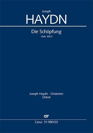 Haydn, Schöpfung