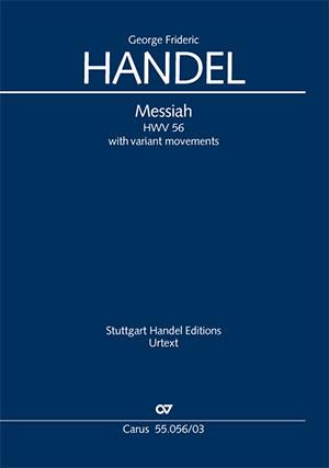 Jetzt in der Chor-App: Händel Messias - Noten & mehr zum Chorstimmen-Üben!