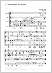 Zwei Choralmotetten zu 4 Stimmen (Ducis)