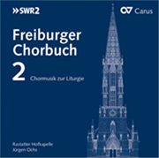 CD zum Freiburger Chorbuch 2