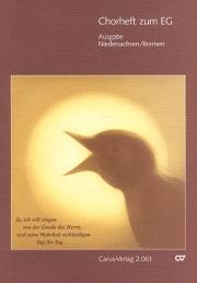 Chorheft zum EG (1996 Niedersachsen, Bremen)