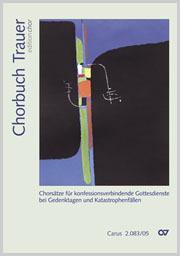 Chorbuch Trauer. editionchor