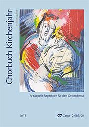 Chorbuch Kirchenjahr. editionchor