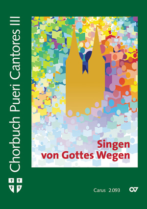 Chorbuch Pueri Cantores III
