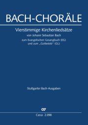 Bach: Choräle zum EG und GL