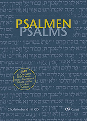 Psalms. Choral Collection for mixed voices