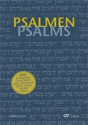 Chorbuch Psalmen. editionchor