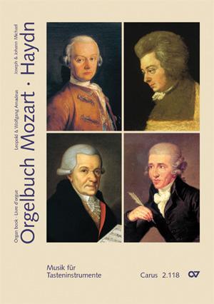 Orgelbuch Mozart / Haydn (Musik für Tasteninstrumente)