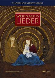 Advents- und Weihnachtslieder. Chorbuch 4stimmig