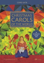Christmas carols of the world. Choral collection