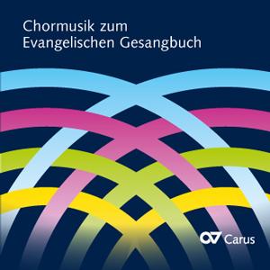 Chorbuch zum Evangelischen Gesangbuch. Begleit-CD