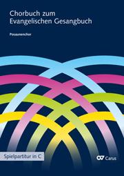 Posaunenchor (in C) zum Chorbuch zum Evangelischen Gesangbuch (EG)