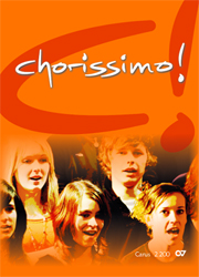 chorissimo! orange. Choral collection for mixed choir