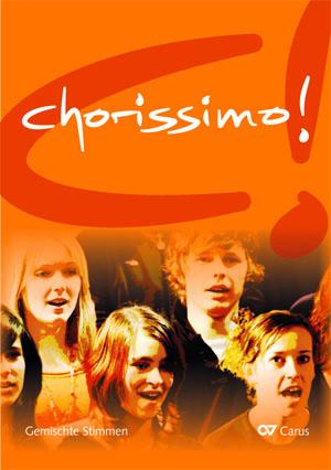 chorissimo! orange. Schulchorbuch für gemischte Stimmen