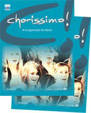 Chorissimo. Instrumentale Begleitsets für Band, Vol. 1 und Vol. 2