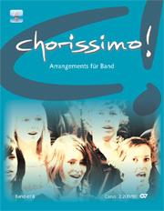 Chorissimo. Instrumentale Begleitarrangements für Band, Vol. 2