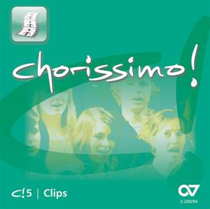 c!5 Chorissimo - Clips-DVD