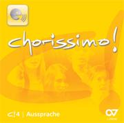 c!4 Chorissimo - Aussprache-CD