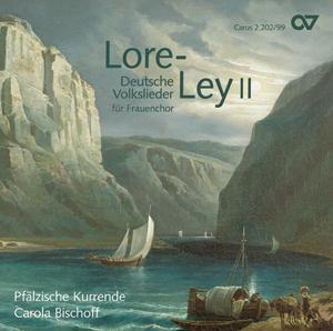 Lore-Ley II. Deutsche Volkslieder für Frauenchor