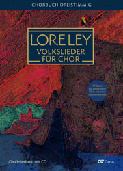 Loreley. Folk songs for choir