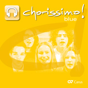 chorissimo! blue. Übe-Tracks-CD