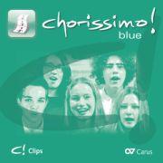 chorissimo! blue. Schulchorbuch für gleiche Stimmen. Videoclips-DVD