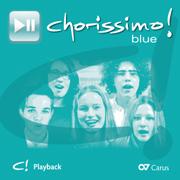 chorissimo! blue. Schulchorbuch für gleiche Stimmen. Playback-CD