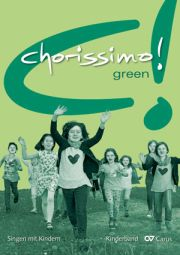 chorissimo! green. Liederbuch