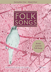 Chorbuch Folk Songs