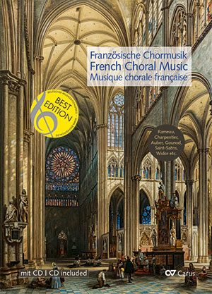 Choral collection French Choral Music