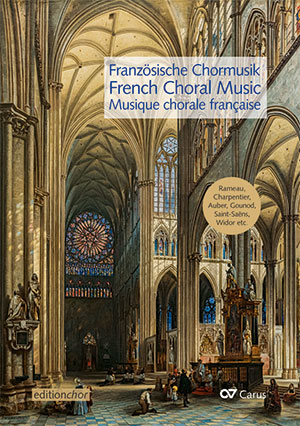 Chorbuch Französische Chormusik