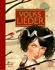 Volkslieder. Liederbuch inkl. Mitsing-CD