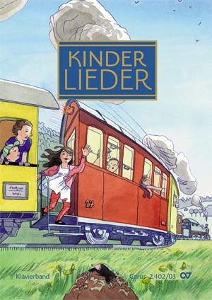 Kinderlieder-Klavierband. Die schönsten deutschen Kinderlieder