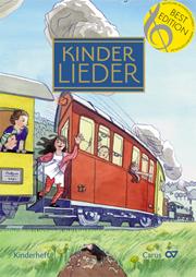 Die schönsten deutschen Kinderlieder. Kinderheft zum großen Kinderlieder-Buch. Zum Singen in der Familie. Ausgabe für den Kinderchor