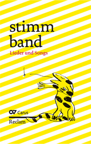 stimmband. Lieder and Songs