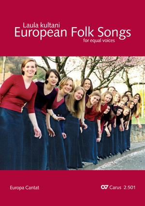 European Folksongs für gleiche Stimmen