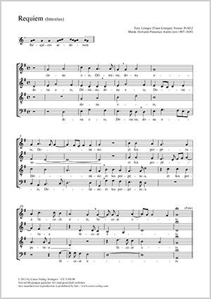 Giovanni Francesco Anerio: Requiem aeternam