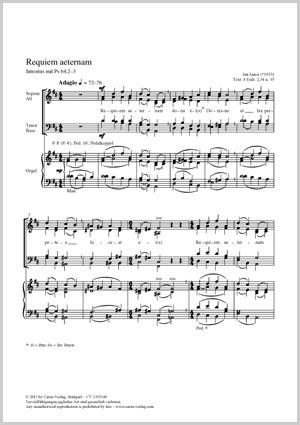 Jan Janca: Requiem aeternam