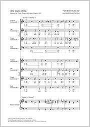 Claudio Monteverdi: Ave maris stella