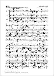 Johann Michael Haydn: Kyrie