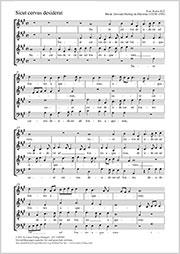 Giovanni Pierluigi da Palestrina: Sicut cervus desiderat
