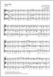 Johann Michael Haydn: Sancti Dei