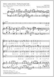 Joseph Haydn: Infelici ombre dolenti